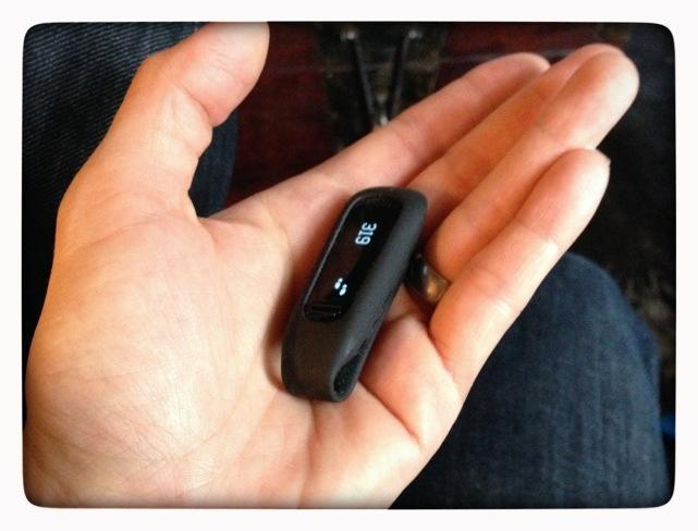 Fitbit-askelmittari
