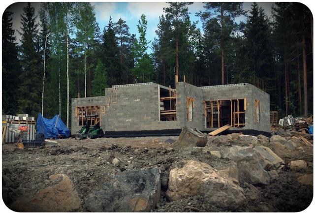 Uusi talo
